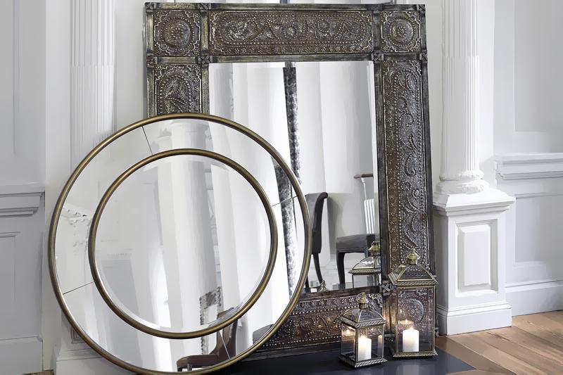 como limpar espelho