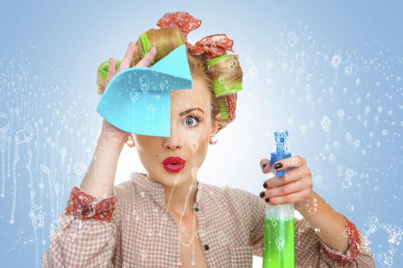 como limpar vidros e espelhos