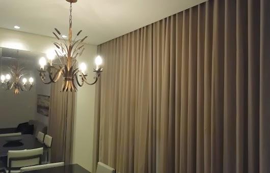 Vamos conversar sobre cortinas vida de casada for Cortinas para sala de estar