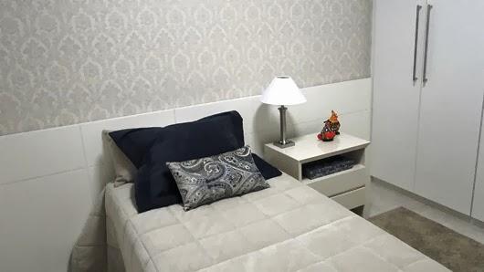 Quarto Simples Com Papel De Parede ~ para decora??o de quartos de beb?s algo simples de mudar
