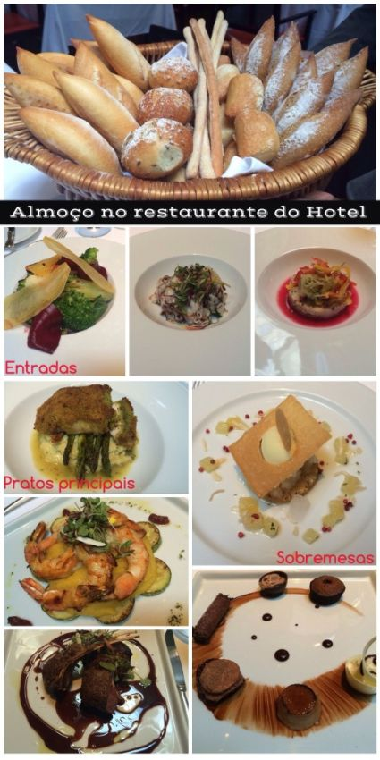 Restaurante hotel emiliano sp