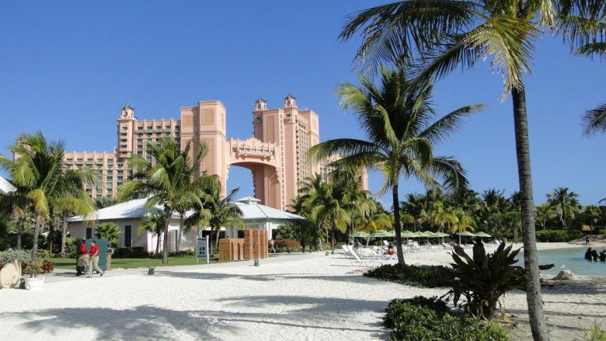 Praia Atlantis Bahamas