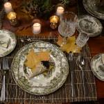 Dicas para decoração de mesa no Outono e Inverno