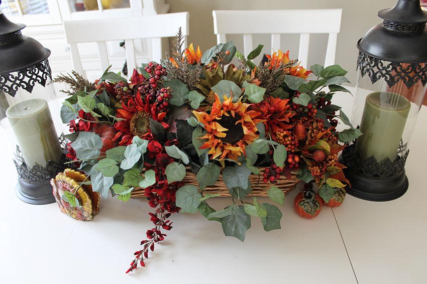 Enfeite De Outono ~ Dicas para decoraç u00e3o de mesa no Outono e Inverno Vida de Casada