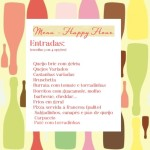 Happy Hour: O que servir?