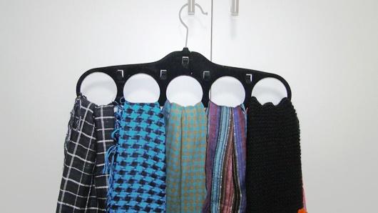 organização de lenços
