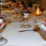 RECEITA: Sorvete de Chantilly com Calda de Chocolate e Nozes
