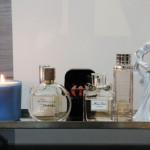 Minha Bandeja de Perfumes