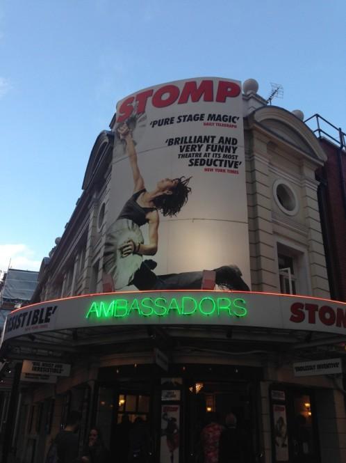 Stomp Londres
