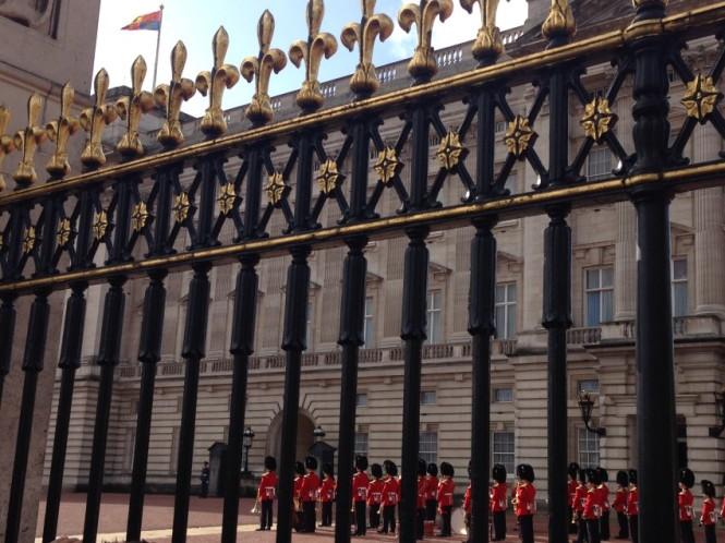 Troca de Guarda Londres