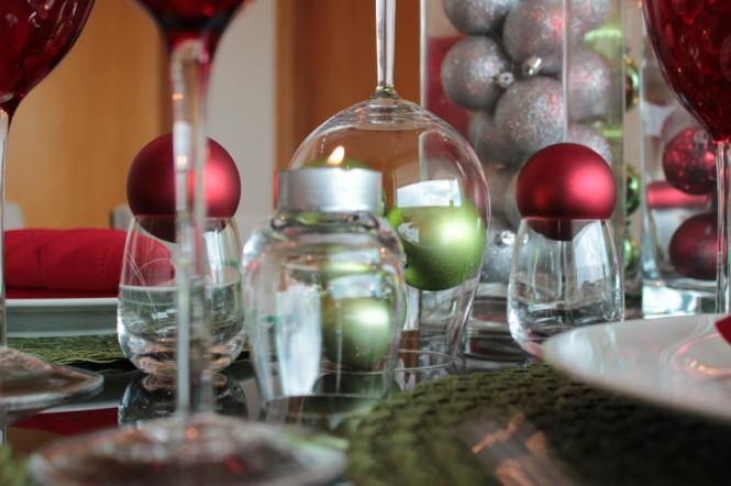 Ideias para decorar a mesa de Natal