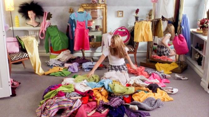 como desapegar roupas