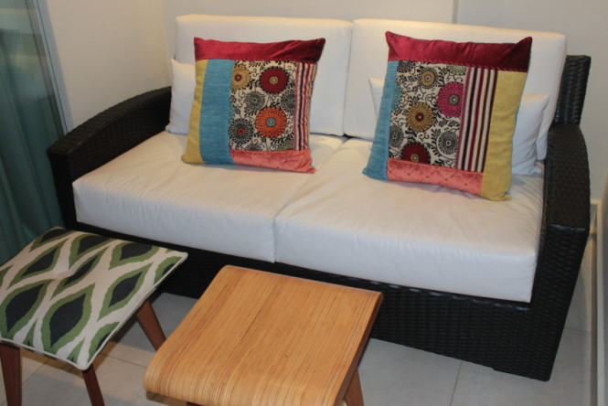 sofa da varanda