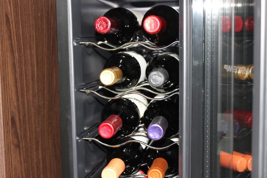 Adega Climatizada 12 garrafas