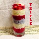 RECEIA FIT: Trifle saudável