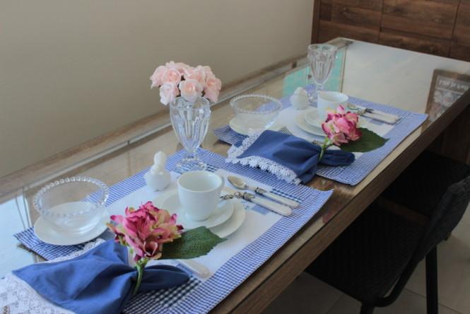 Resultado de imagem para cafe da manha   azul para cozinha