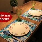 Como criar uma decoração de mesa interessante?