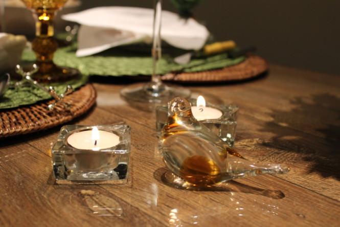 Noite de fondue_passarinhos de cristal