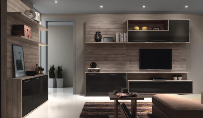 Sala de Estar New Móveis