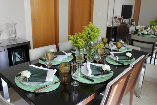 Decoração de mesa para o dia dos pais