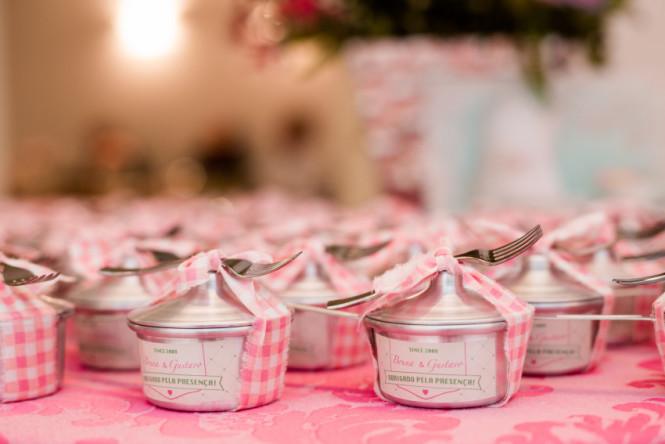 decoração de chá de panela verde e rosa (56)