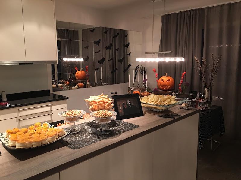 comidinhas para festa de halloween