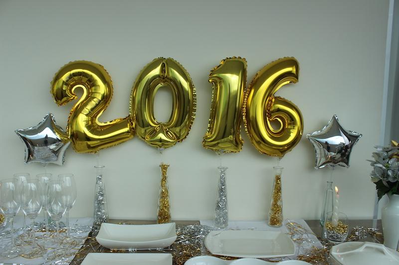 Decoraç u00e3o de ano novo e menu para a ceia Réveillon Vida de Casada -> Decoração De Reveillon Na Fazenda