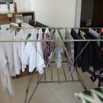 Como secar e passar roupas em dias de chuva