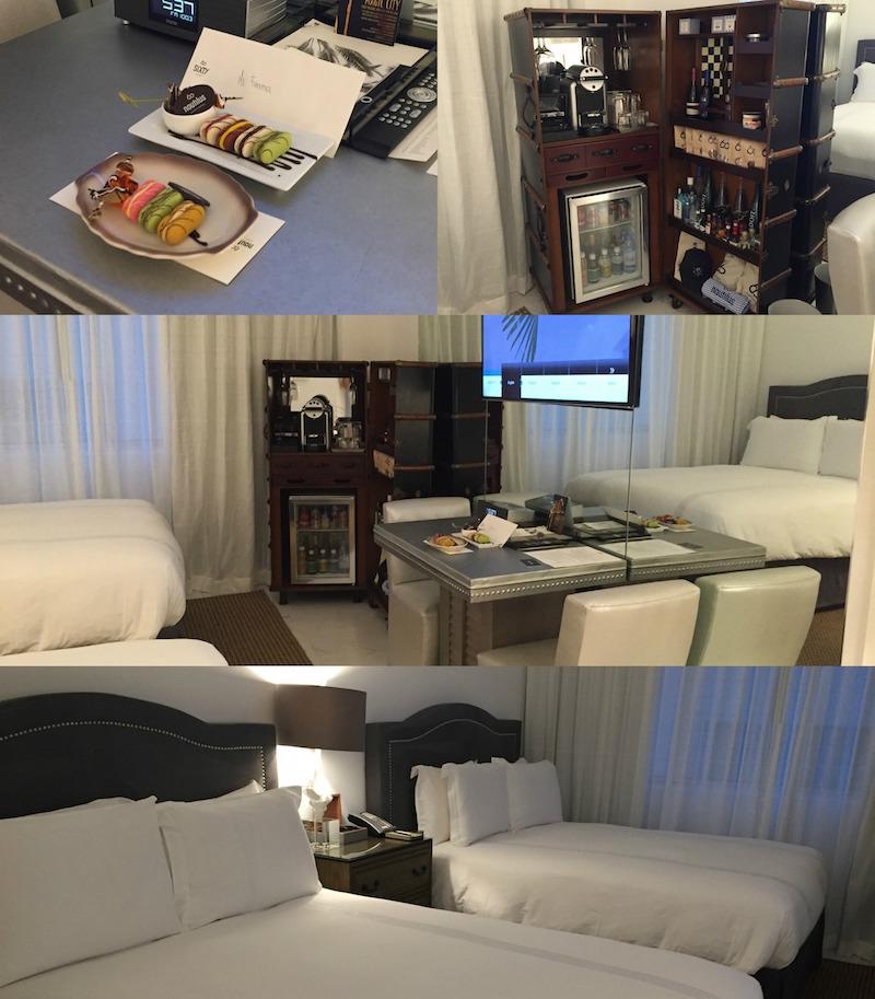Hotel Nautilus room quarto