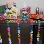 Decoração de Carnaval – Balcão de Boas Vindas