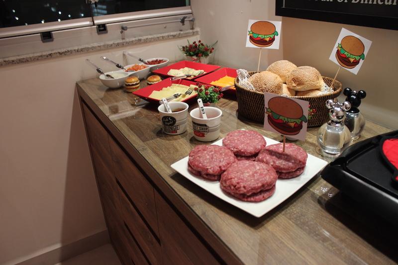 hamburguer caseiro