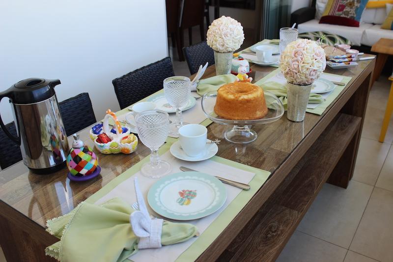 mesa posta cafe pascoa