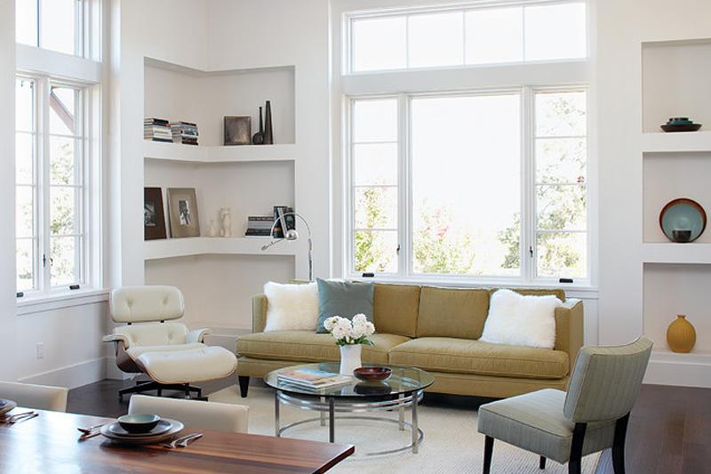 Resultado de imagem para curvas em apartamentos pequenos