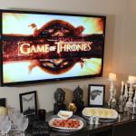 Recepção Game of Thrones – Decoração e Ideias