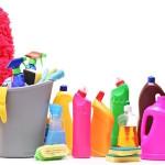 Como ler rótulos de produtos de limpeza?