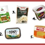 TOP 5 – Produtos industralizados sem Glúten e sem Lactose