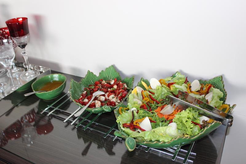 saladas para almoco