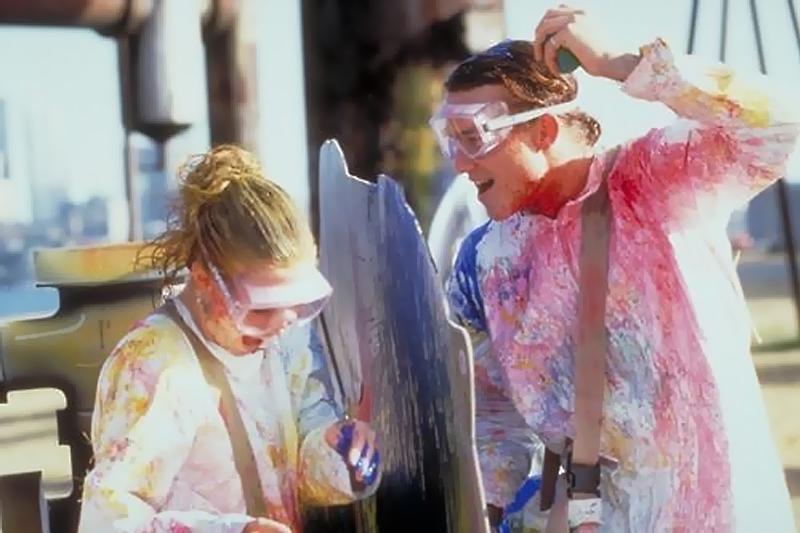 dia dos namorados paintball