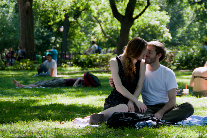 dia dos namorados parque