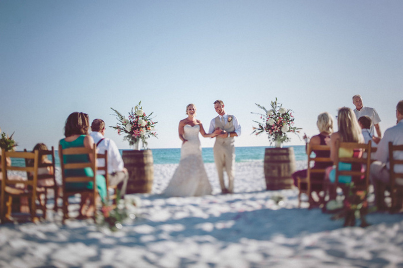 mini wedding praia