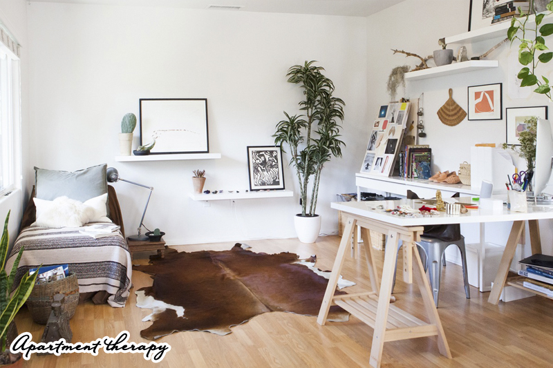 Blog de decoracao apartment therapy
