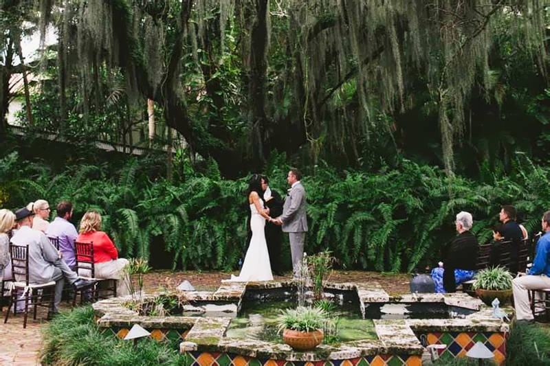 mini wedding jardim