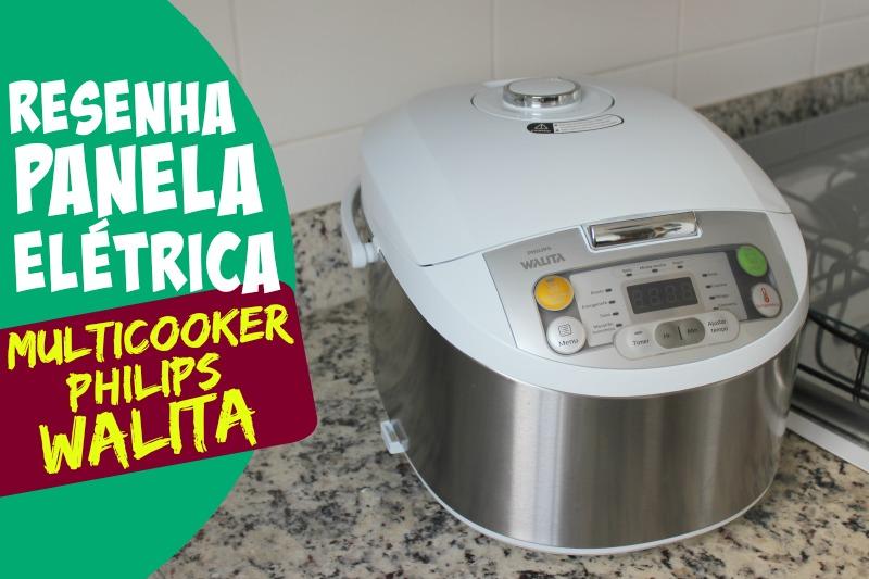 Multicooker philips walita panela eletrica