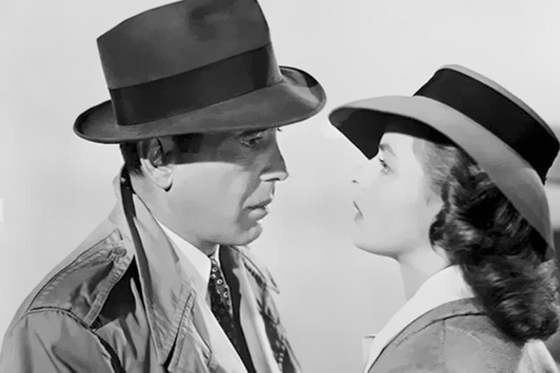 melhores filmes romanticos casablanca