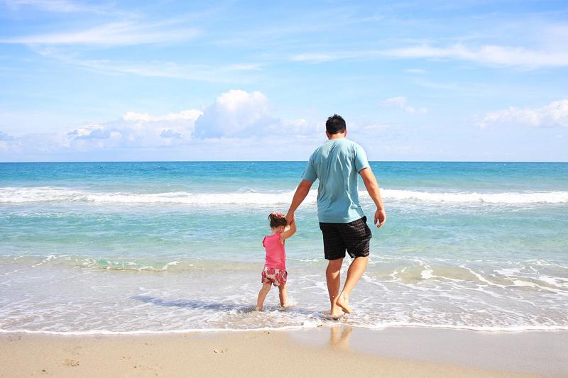 passeio dia dos pais praia