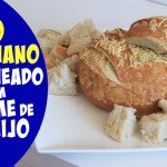 Pão Italiano Recheado – Receita de Petisco