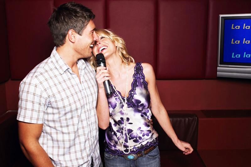 karaoke cha de panela