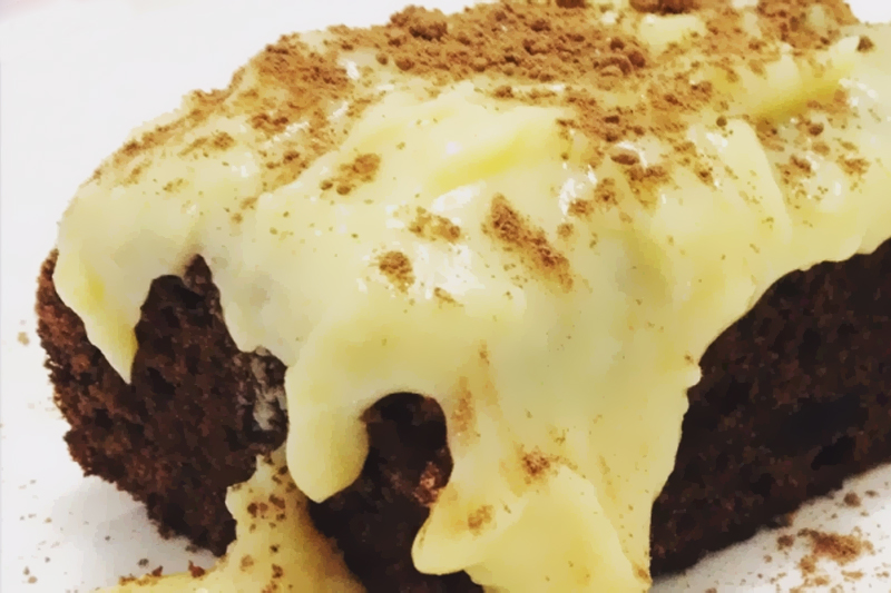bolo de oreo com leite ninho