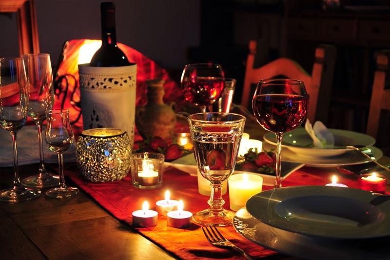 jantar para o marido
