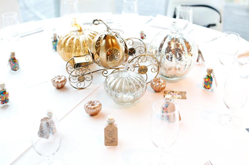 mesa da cinderela